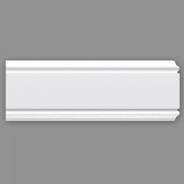 CW12 Kunststoffleiste Stuckprofil Wandleiste Styroporleiste Wandleisten Styropor
