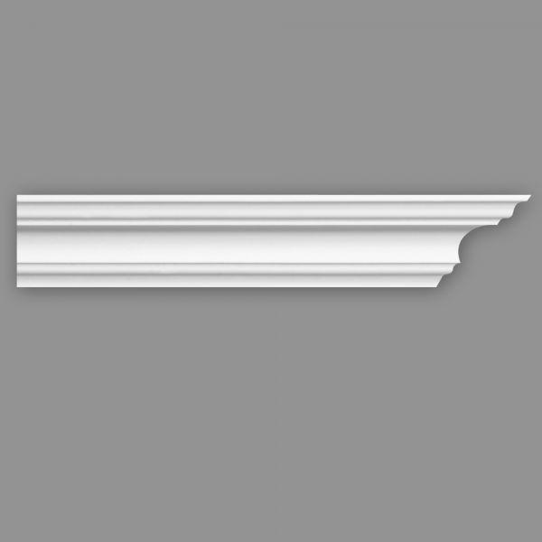 K130 Polystyrolprofil Wandabschluss Zierleiste Homestar
