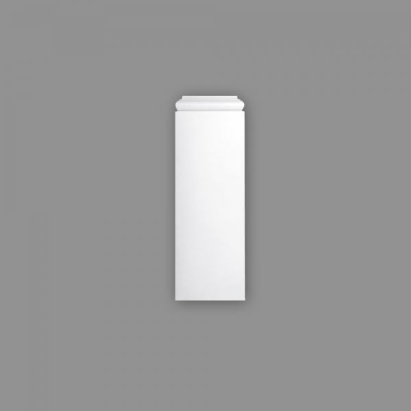 Pilasterfuß Styroporfuß Deko Säulen Schaft HFP15