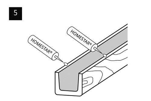 5-Deko-Deckenbalken-PU-Montage