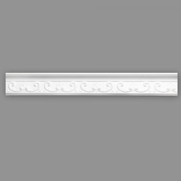 Isabell Ornamentkante Zierleiste Styroporstuck Homestar