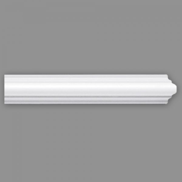 Wandprofil Kunststoff Wandleiste CW 11 Styroporleiste