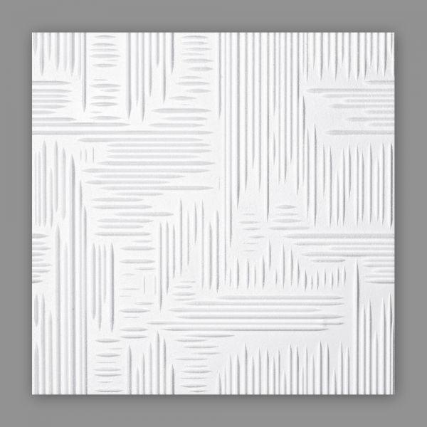 Deckenplatten Norma, 50 x 50 cm, Set 8 Stück