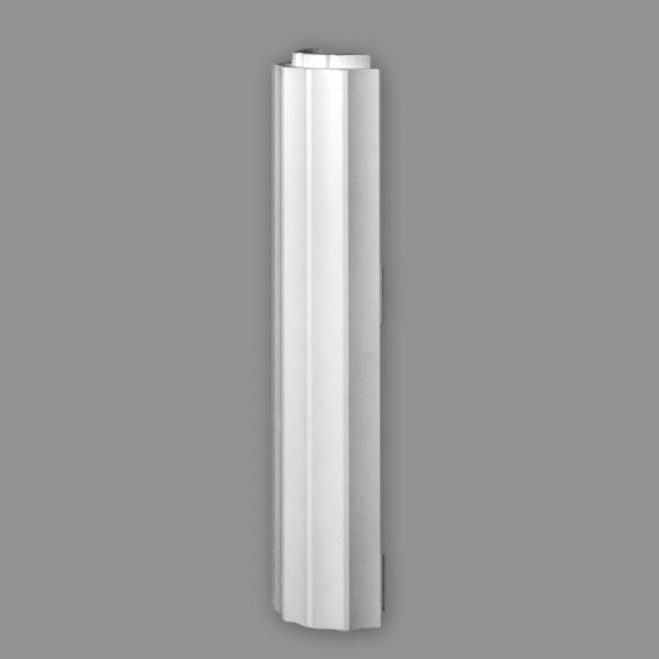 Dekosäule Styropor HS 22 K/H, Ø = 220 mm, Länge 835 mm