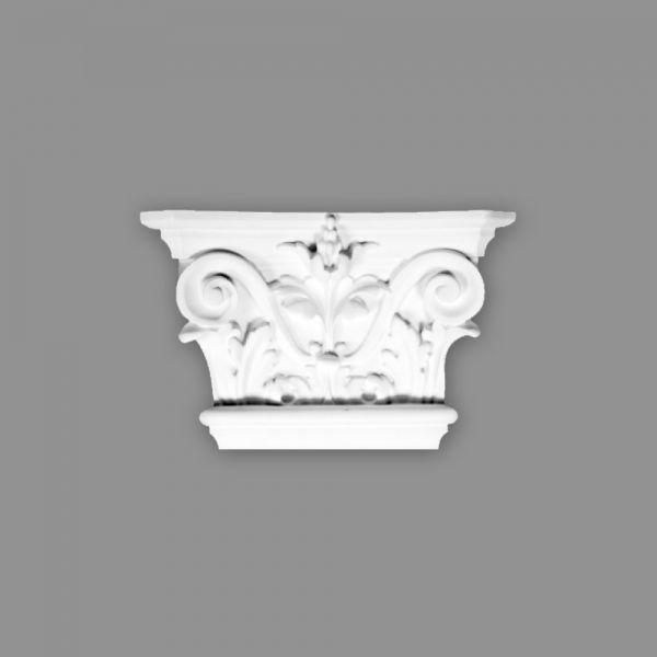 Kapitell HKP15D Pilasterkopf Styroporsäule Homestar